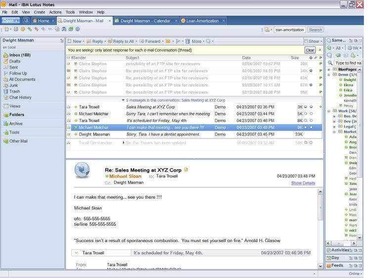 Server Installation: Lotus Domino Server Installation And