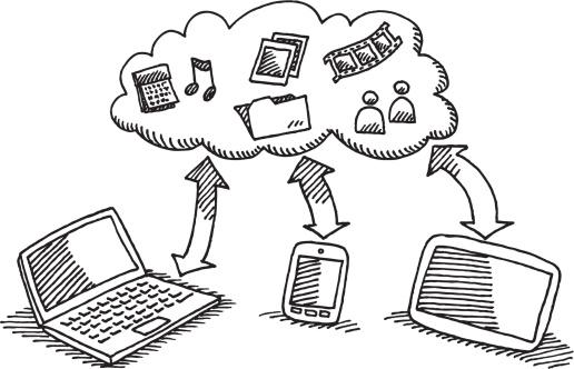 datos en cloud