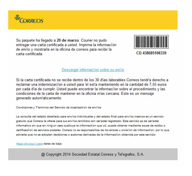 ransomware-correos