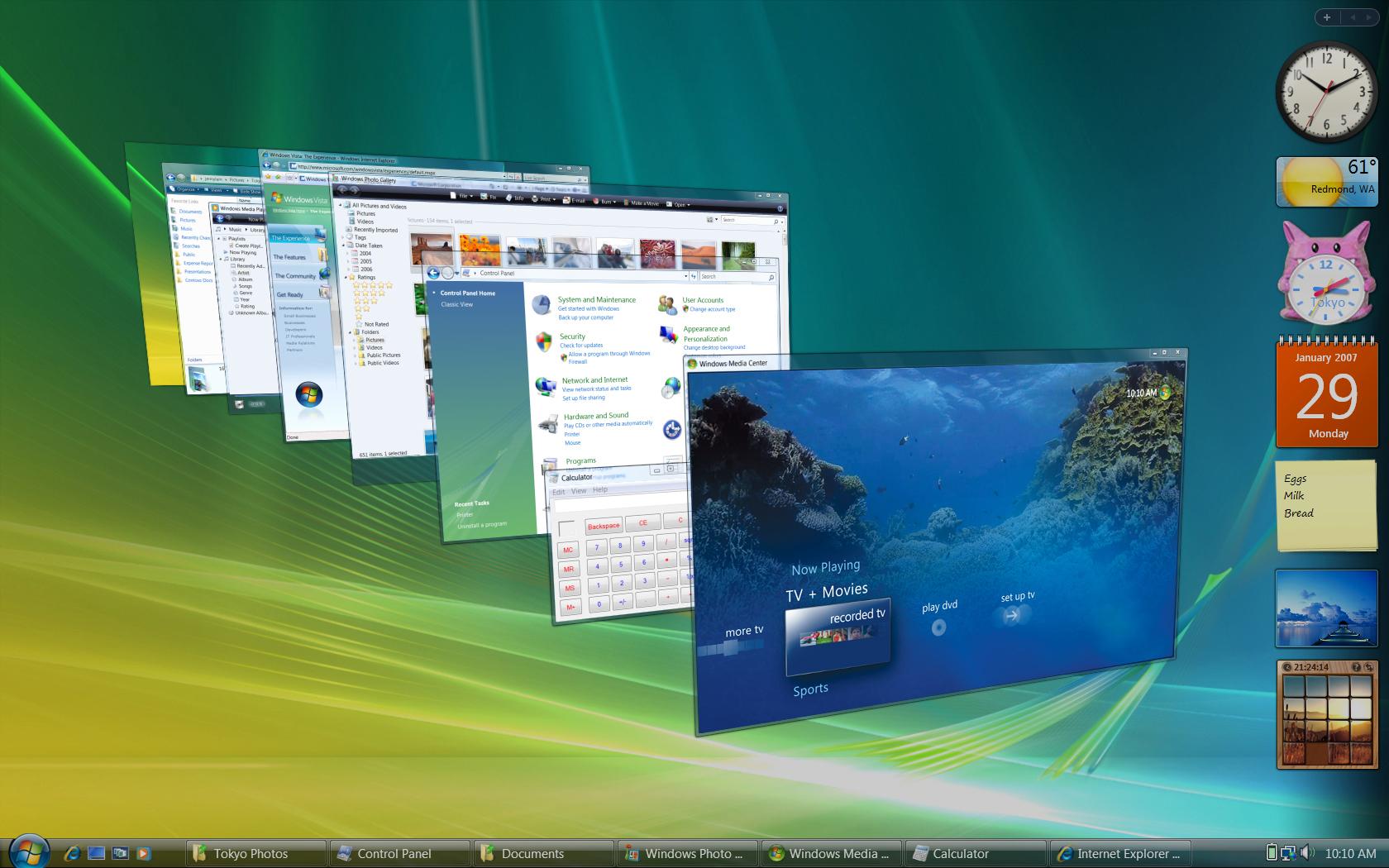 Microsoft encuentra un grave fallo de seguridad en Windows Vista y Office 2010
